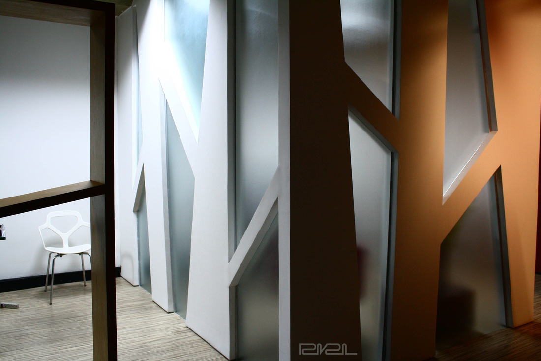 Oficina Rival Rival Arquitectos # Muebles Divisorios